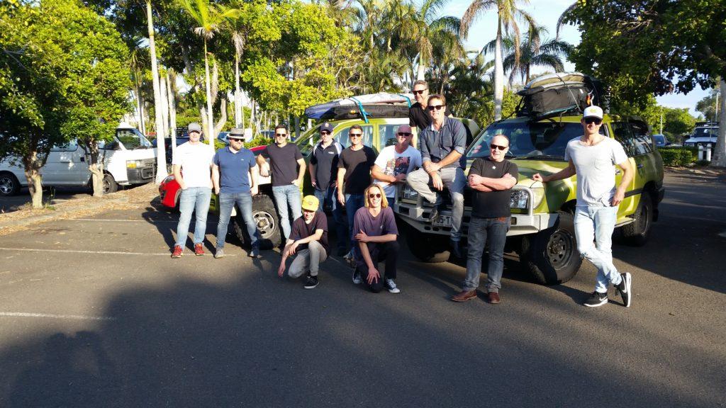4x4 Vehicle Hire Fraser island