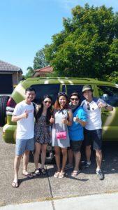 4x4 car Hire Fraser Island