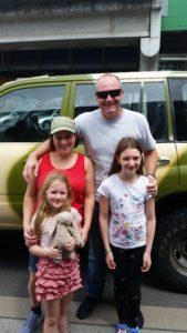 4x4 Vehicle hire Moreton Island
