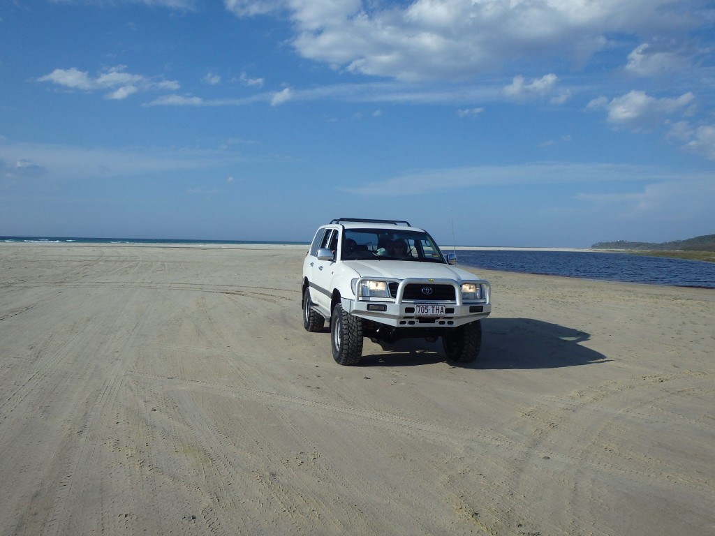 Cheap 4X4 Vehicle Hire Fraser