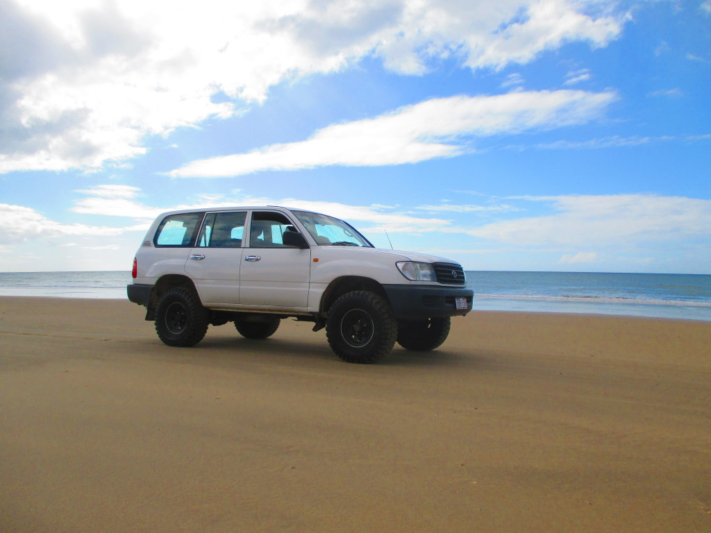 4x4 Vehicle Hire Brisbane