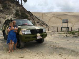 4x4 Car Hire Moreton Island