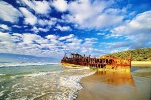 4WD Hire Fraser Island