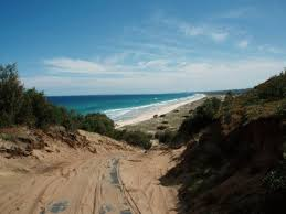 4x4 Vehicle Hire Moreton Island